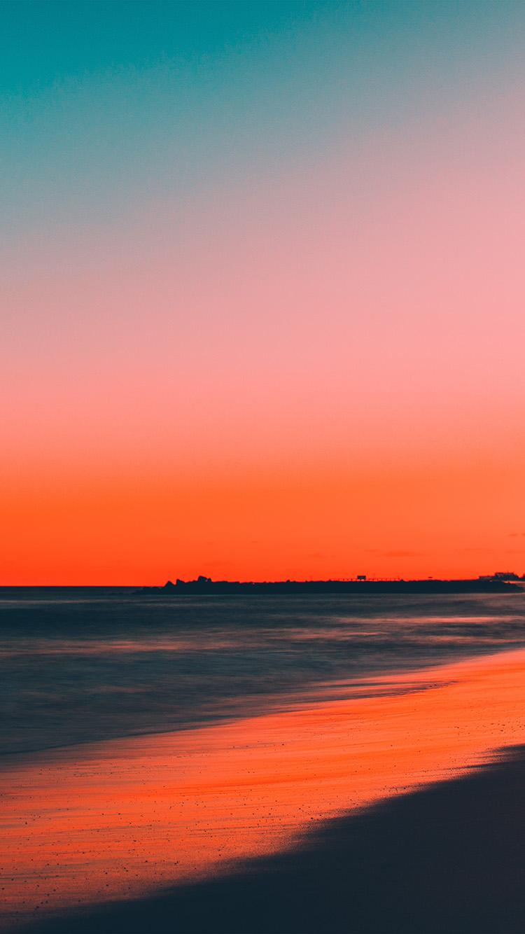 Frank Ocean Wallpaper Iphone X Nu77 Sunset Beach Fall Night Sea Nature Wallpaper