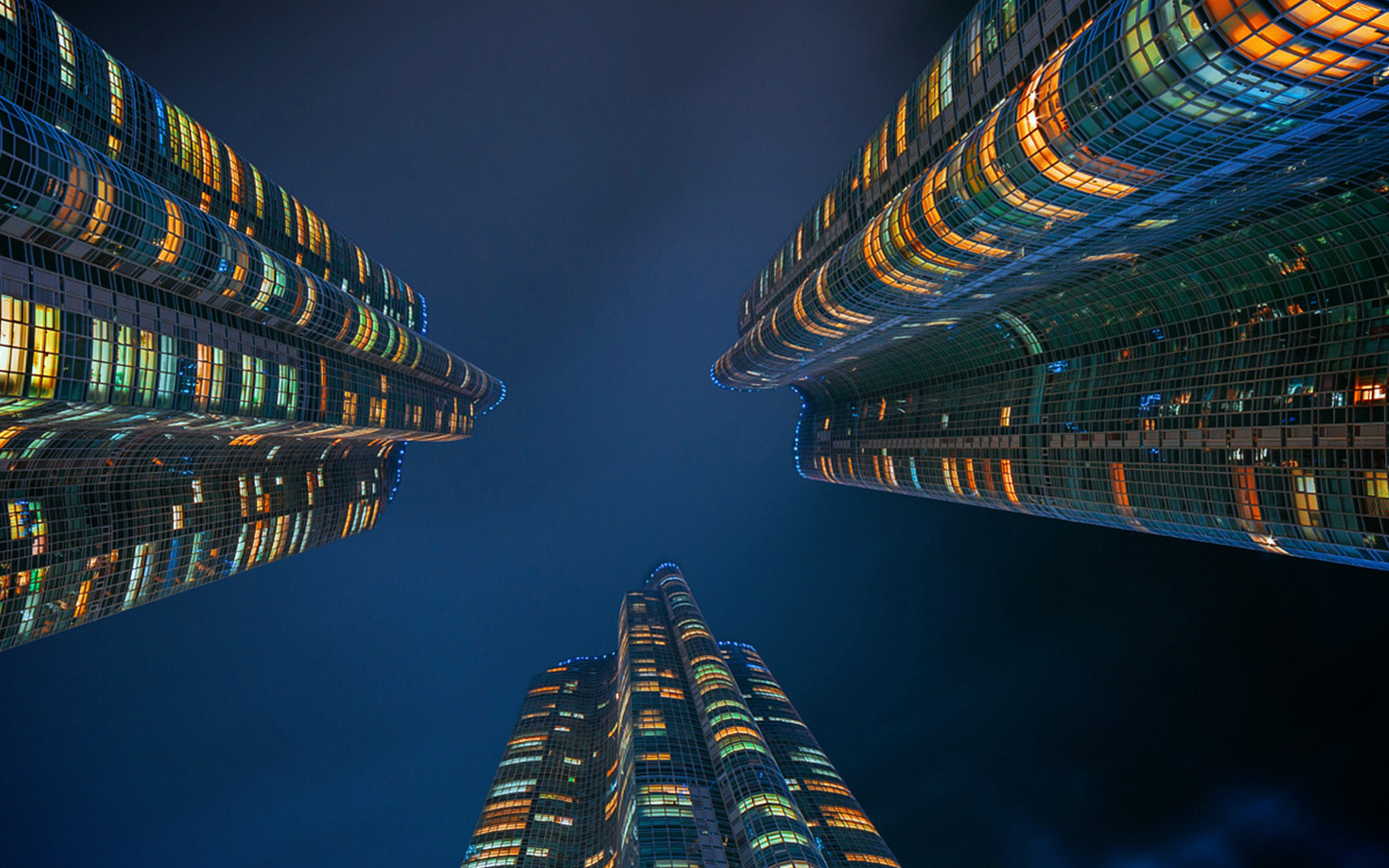 Cute Fall Wallpaper Iphone 5 Nu81 Building Tower Night Architecture City Nature Wallpaper