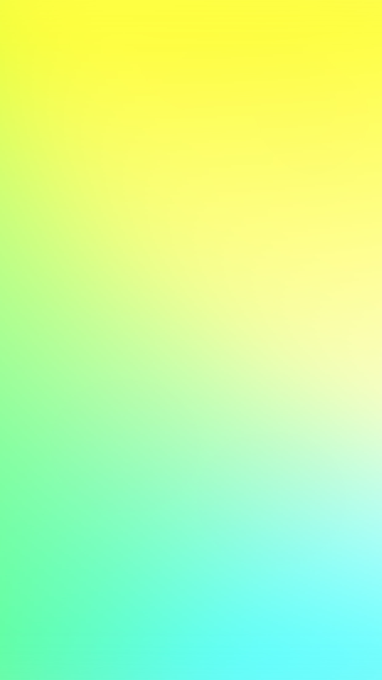 Bright Wallpapers For Iphone 6 Sg85 Bright Yellow Neon Green Sunny Gradation Blur Papers Co