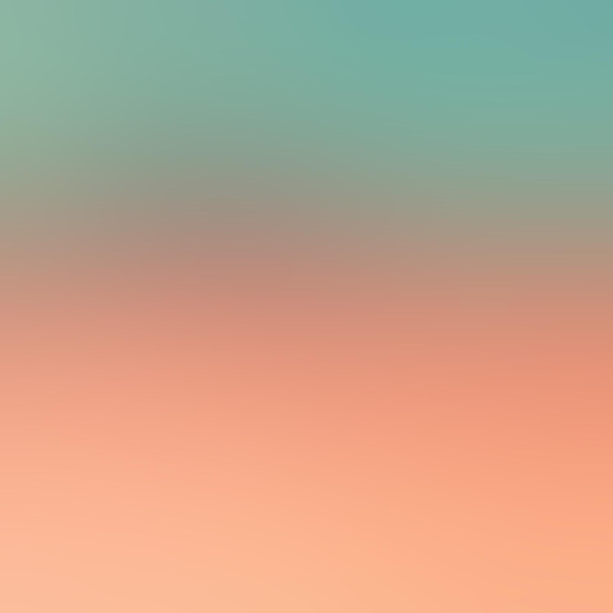 Iphone 6 Orange Flower Wallpaper I Love Papers Si52 Green Orange Soft Pastel Gradation Blur