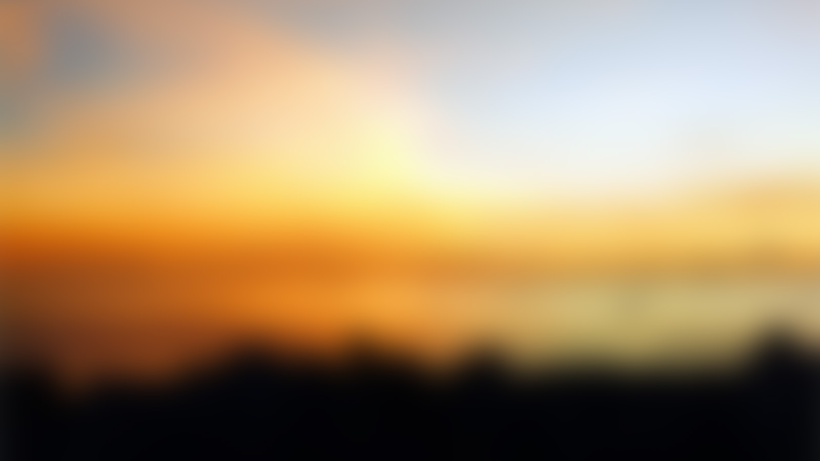 Ios 7 Hd Wallpaper Download Wallpaper For Desktop Laptop Sj02 City Sunset Sky Blur
