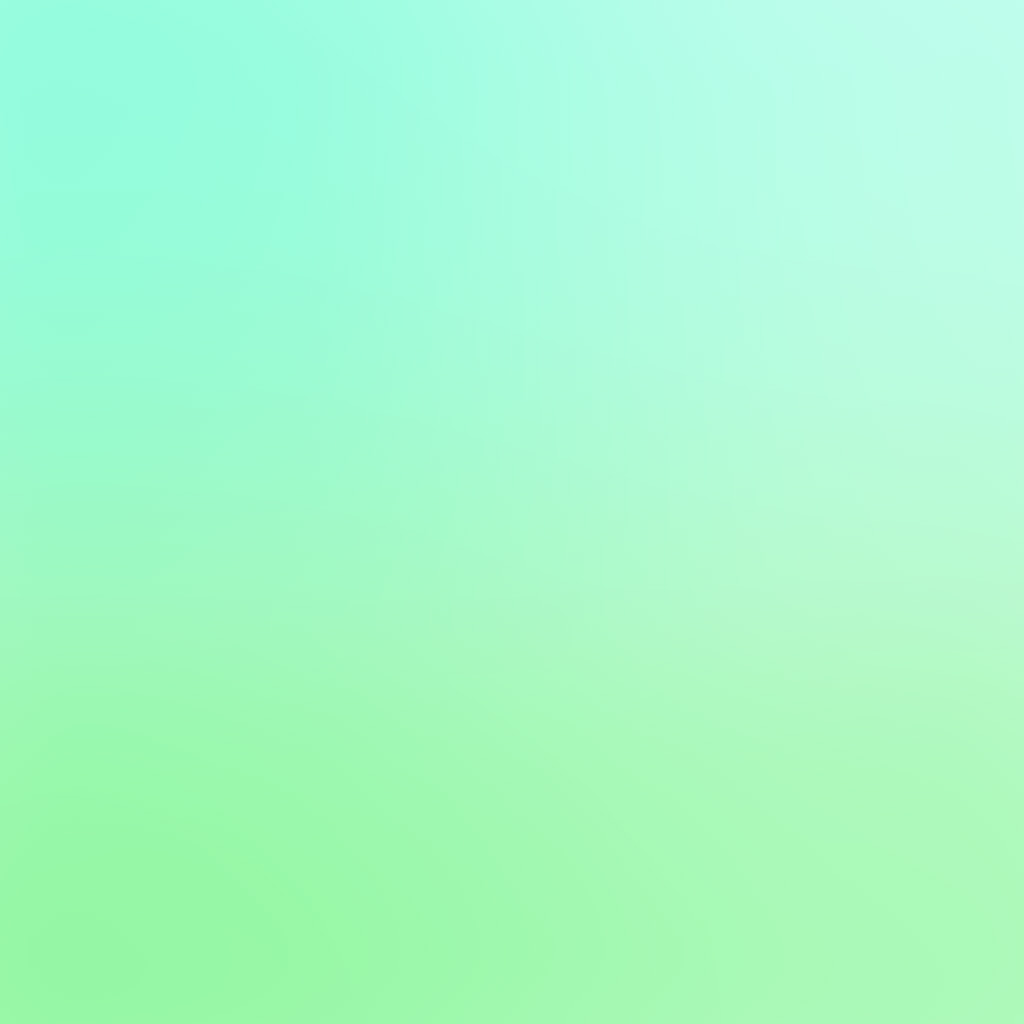 Cute Cool Wallpapers For Iphone Sm59 Cool Pastel Blur Gradation Mint Green Wallpaper