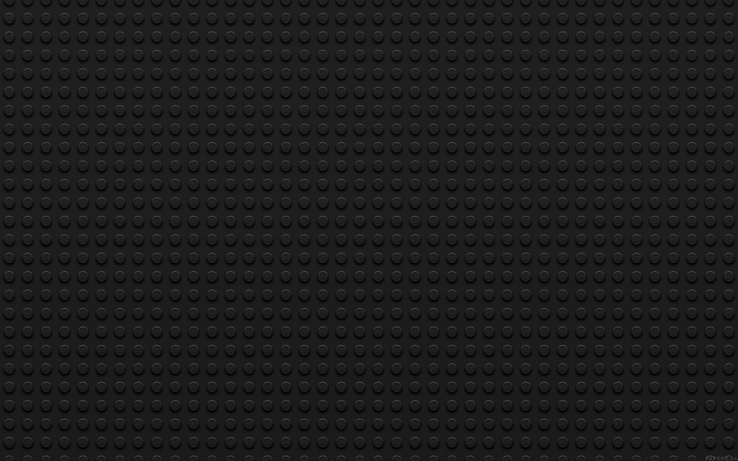 Blackberry Black Wallpaper Vf35 Lego Toy Dark Black Block Pattern Papers Co