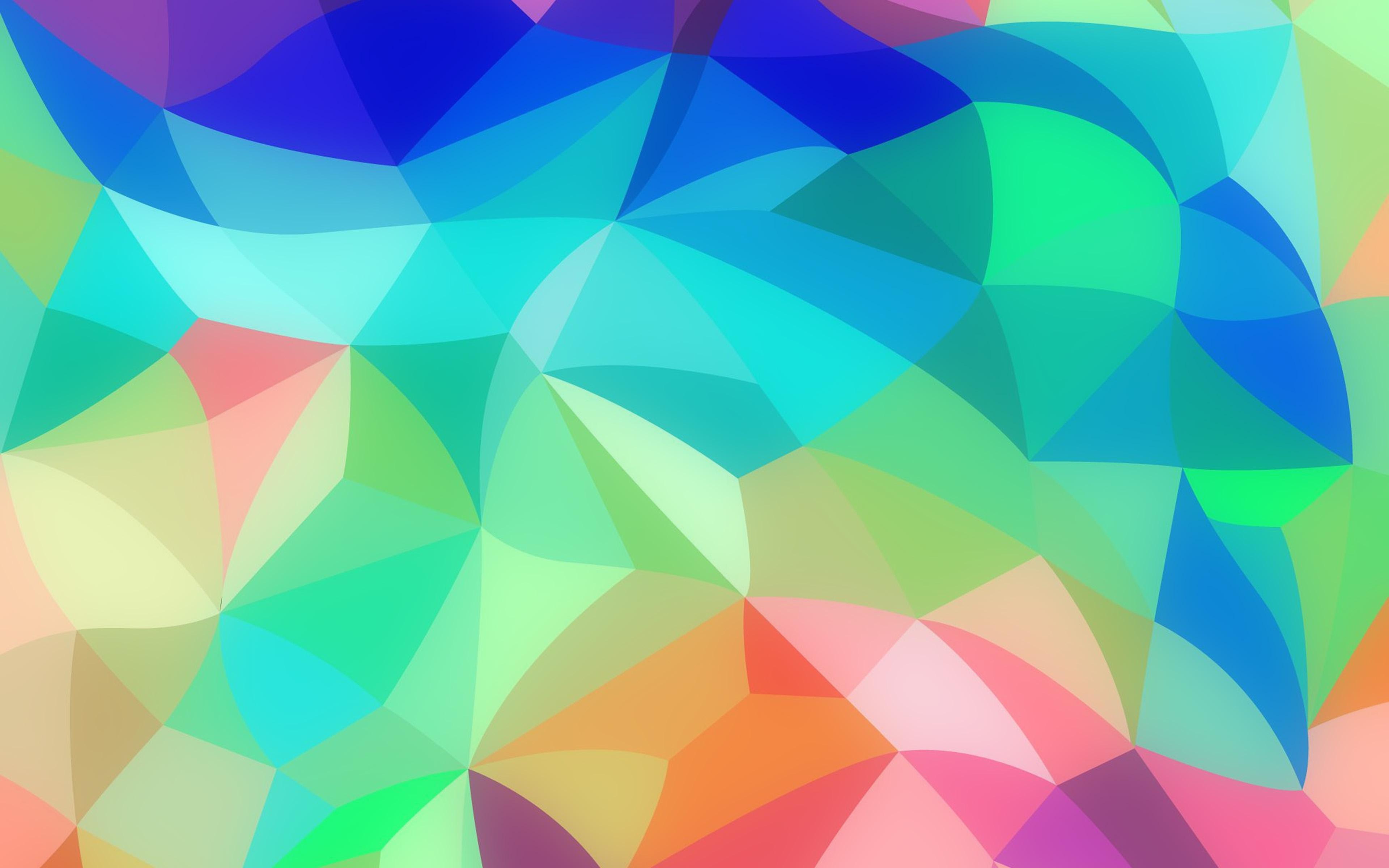 Car Logo Wallpaper Iphone 5 Vk40 Rainbow Abstract Colors Pastel Pattern Wallpaper