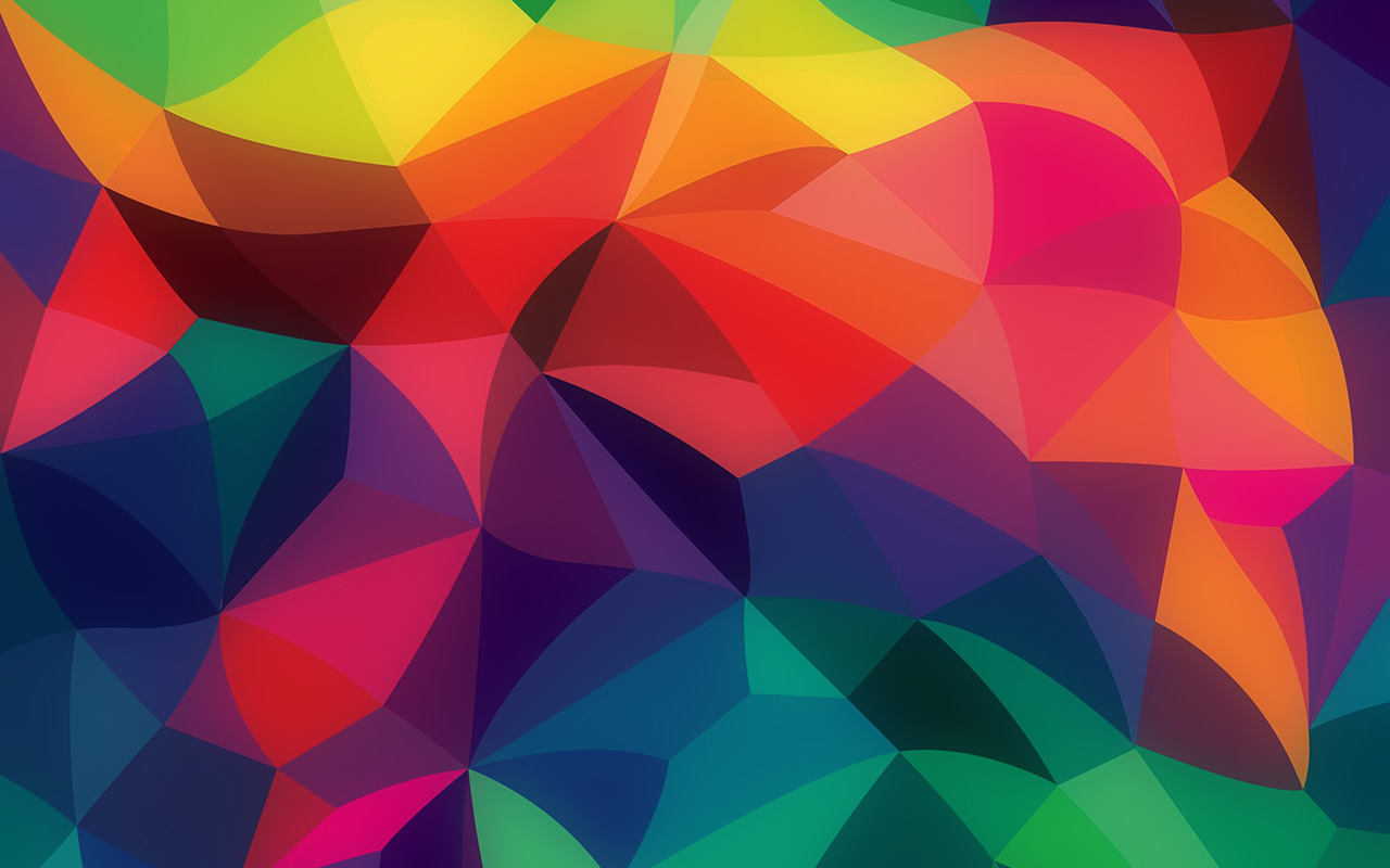Anime Wallpapers Fall Vk42 Rainbow Abstract Colors Pastel Dark Pattern Wallpaper