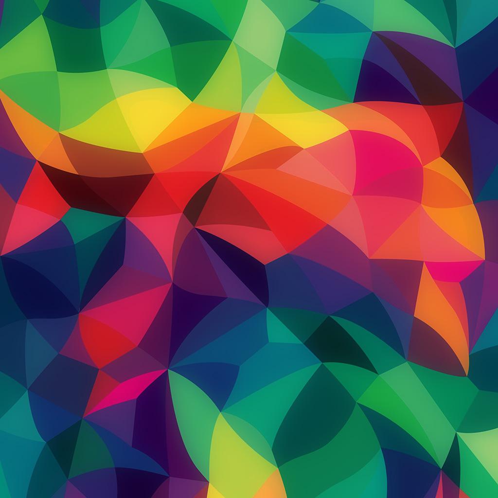 Retro Apple Wallpaper Iphone X Vk42 Rainbow Abstract Colors Pastel Dark Pattern Wallpaper