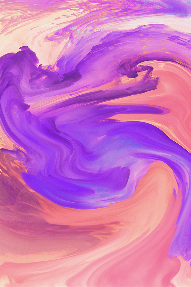 Samsung Note 2 Car Wallpaper Vl08 Hurricane Swirl Abstract Art Paint Purple Pattern