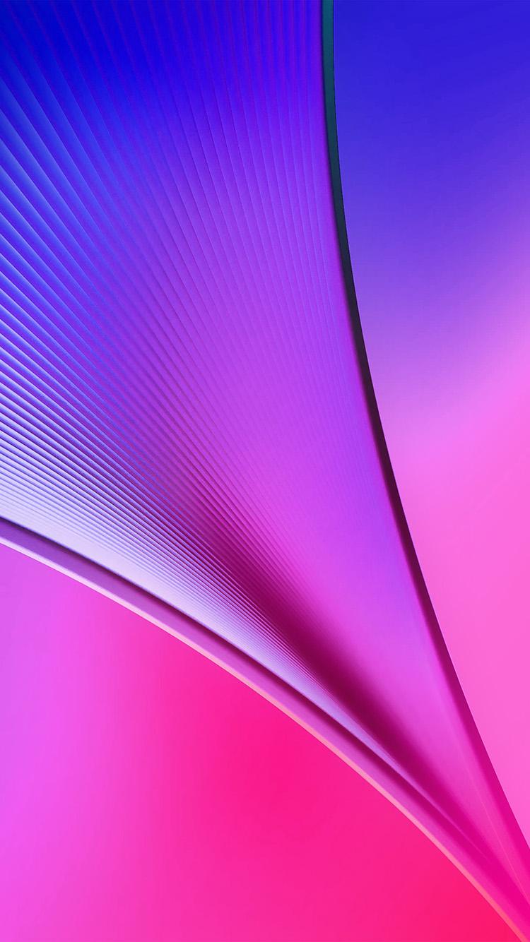 Default Iphone X Wallpaper Vm39 Blue Pink Layer Samsung Galaxy Pattern Wallpaper