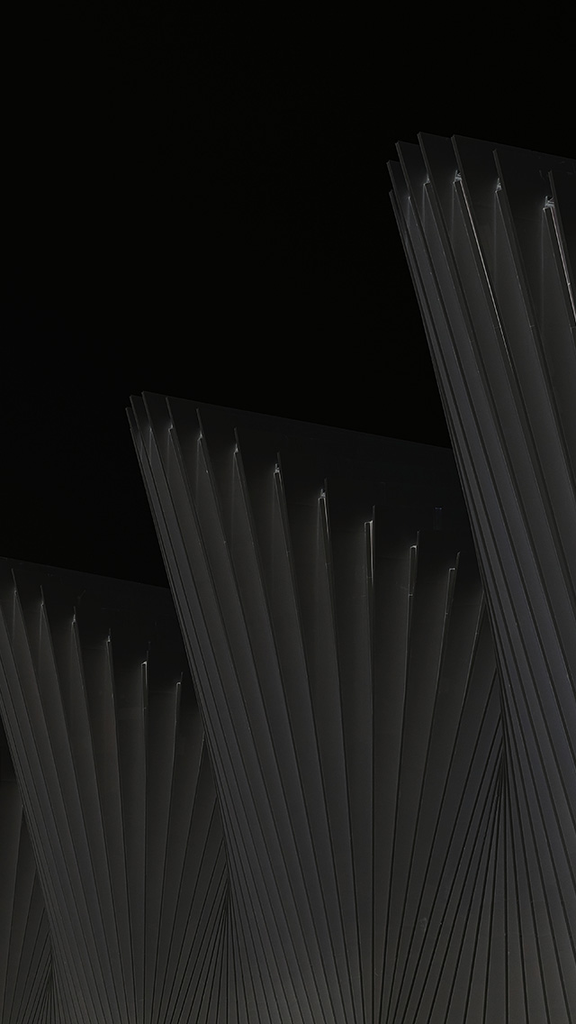 I Love Papers vy03-simple-architecture-dark-pattern-background