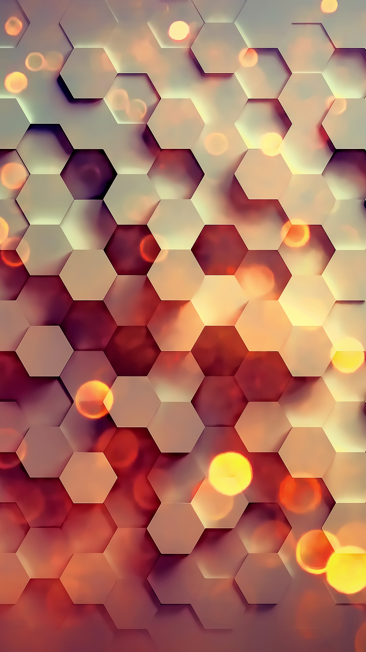 Cute Fall Wallpaper Papers Co Iphone Wallpaper Vy40 Honey Hexagon Digital