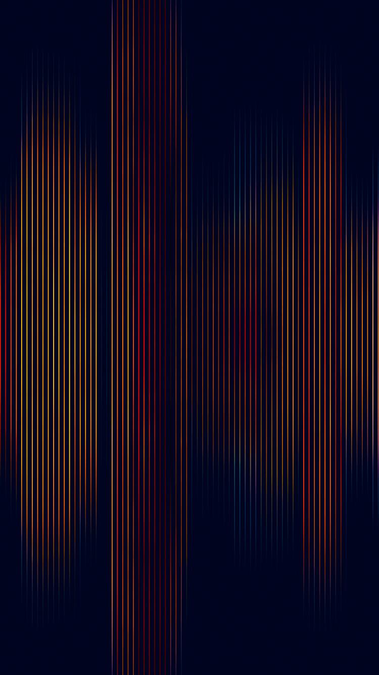 Smartphone Anime Wallpaper Vy87 Line Art Dark City Pattern Background Wallpaper