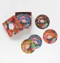"""""""Floral"""" Coasters - Papershop"""