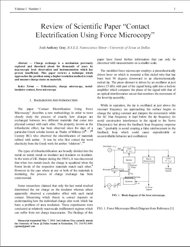 How to Write a Scientific Paper \u2013 Paperstime scientific paper