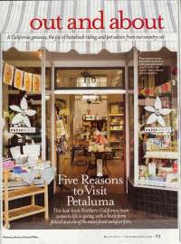 Country Living Magazine | Paperwhite's Blog