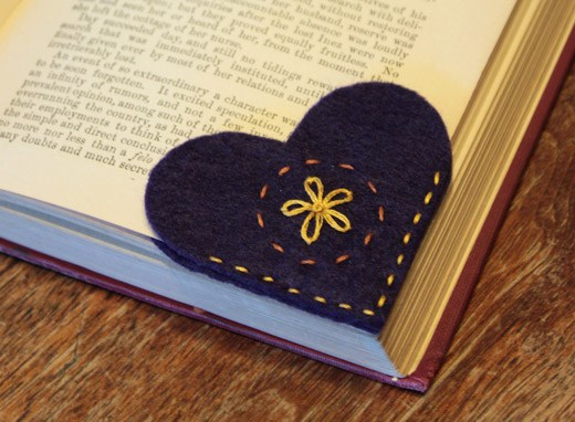 creative bookmark ideas