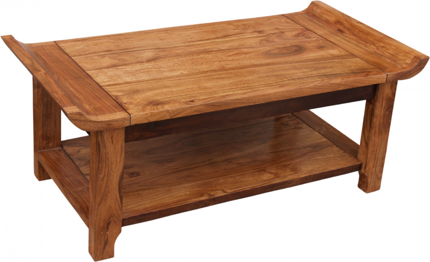Couchtisch Colonial Coffee Table Coffee Table With Shelf Orient R 1291 Model 8 48x120x60 Cm