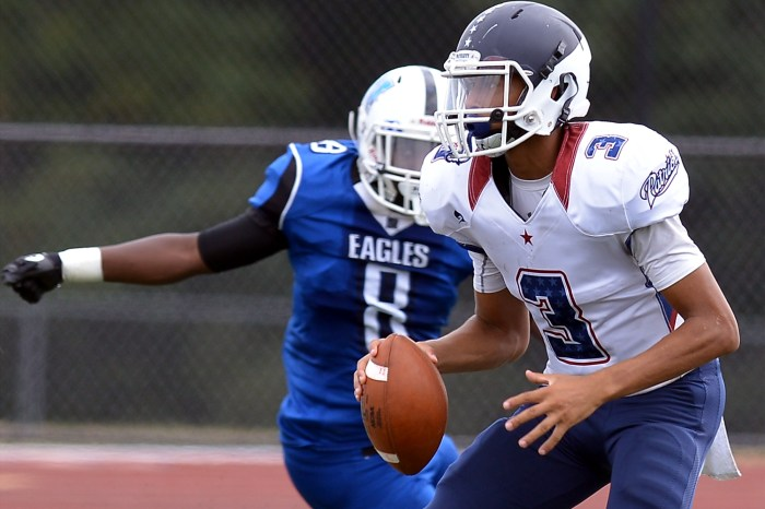 Penn Wood stays undefeated with 36-12 win over Norristown