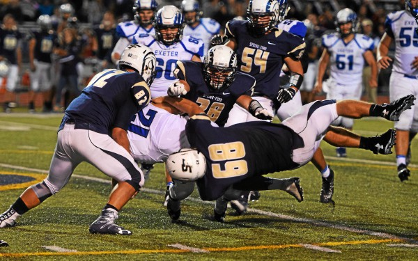 Spring-Ford turns on jets in second half, tops Methacton 45-0