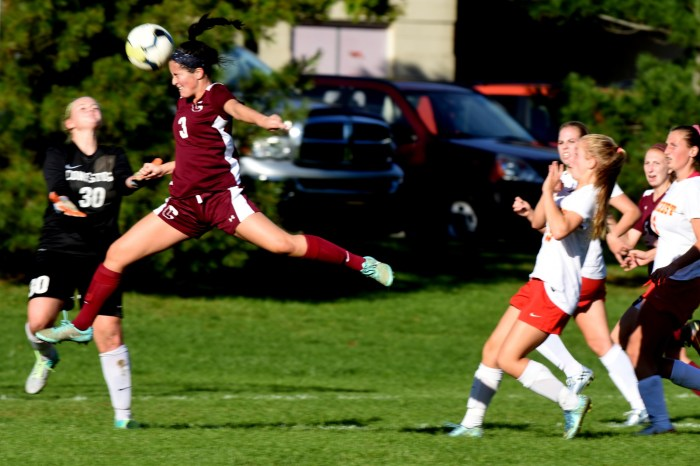 Cropper's best save timed perfectly for Penncrest