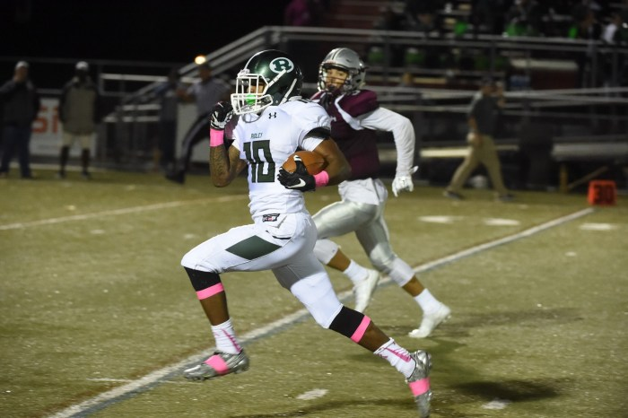 Dominant defense earns payback win for Ridley