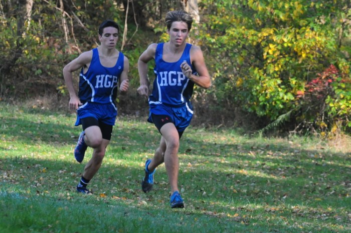 Holy Ghost Prep captures record 21st straight Bicentennial XC crown