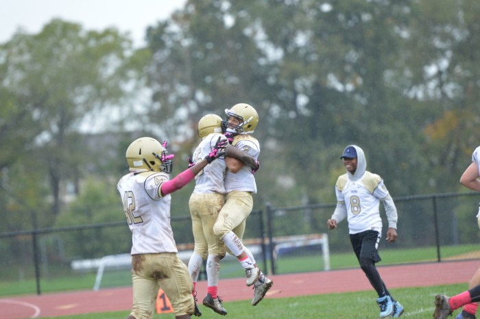 Right place, right time: Lobban's punt return provides spark Upper Merion needs in 24-21 win over PJP