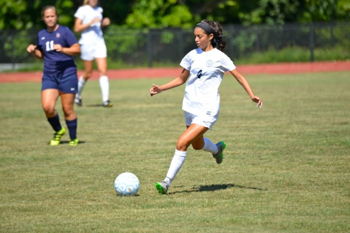 Friends' Central's Emily Lorry is Main Line Girls Athlete of the Week