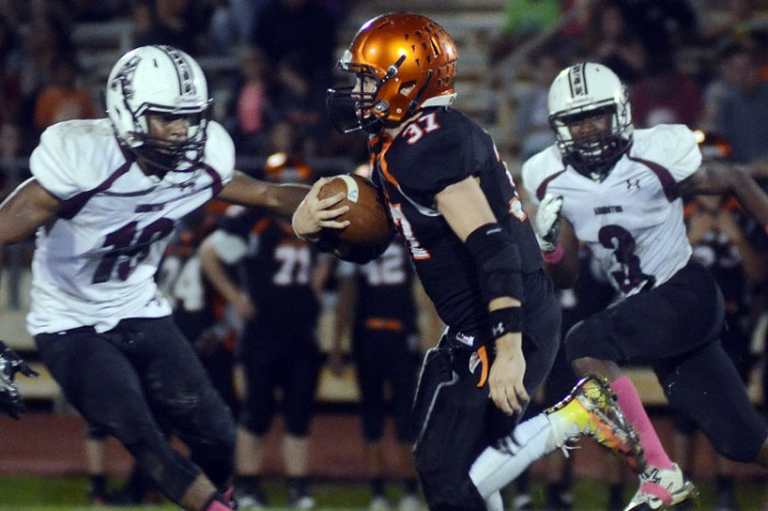Pennsbury football's postseason hopes fade in heartbreaking loss to Abington