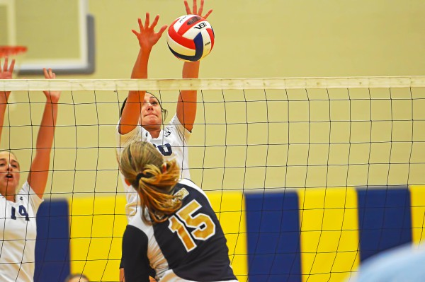 All-Pioneer Athletic Conference Girls Volleyball Teams