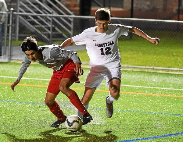 Boys' soccer: Donovan nets OT winner for Conestoga in state opener
