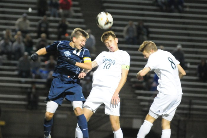 OT winner by Bonus puts Council Rock North boys soccer over Emmaus in states
