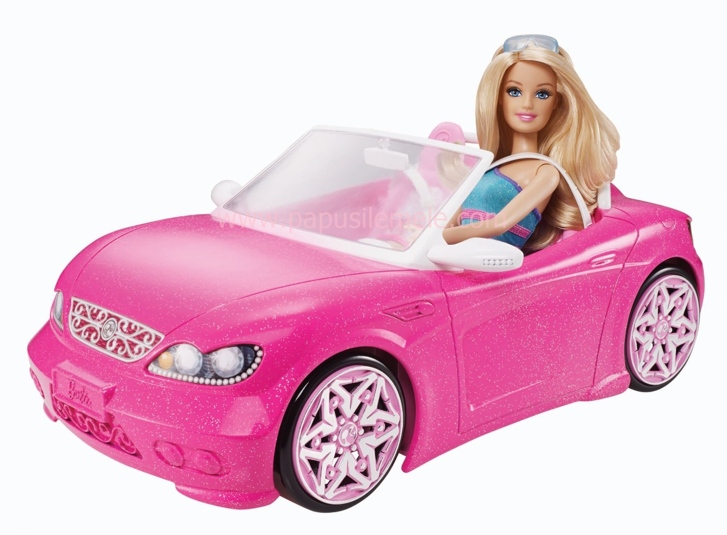 Cute Barbie Doll Wallpaper Images Two New Barbie Cars For 2014