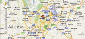Mapa Madrid / Callejero Madrid / Plano de Madrid
