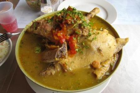 Sancocho Colombiano - Comida de Colombia