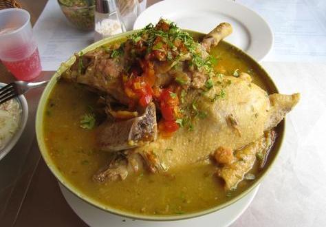 Comida de Colombia – Comida Tipica Colombiana