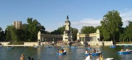 Jardines de Madrid para hacer ejercicio