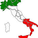 mapa italia turistico
