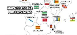 Mapa de Carreteras de España – Mapa de España con sus provincias