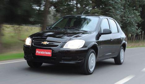 El Prisma es un derivado del Celta, modelo que nació como un subproducto de la gama Corsa a principios del año 2000.