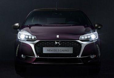 Nuevo DS3 cabrio.