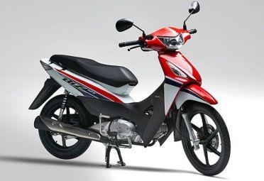 La Honda Biz 125 edición especial GP estará a la venta en el país en el transcurso de este mes.