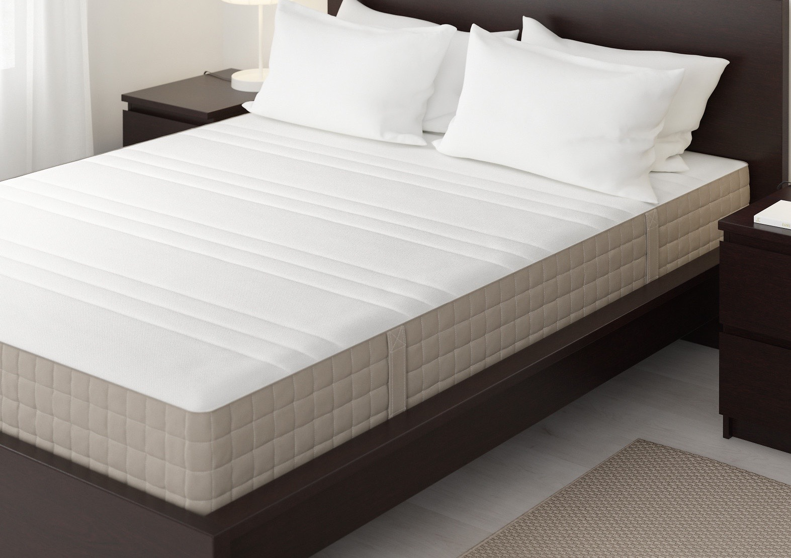 Abaca Mattress The Living Clean Guide To Less Toxic And Non Toxic Mattress