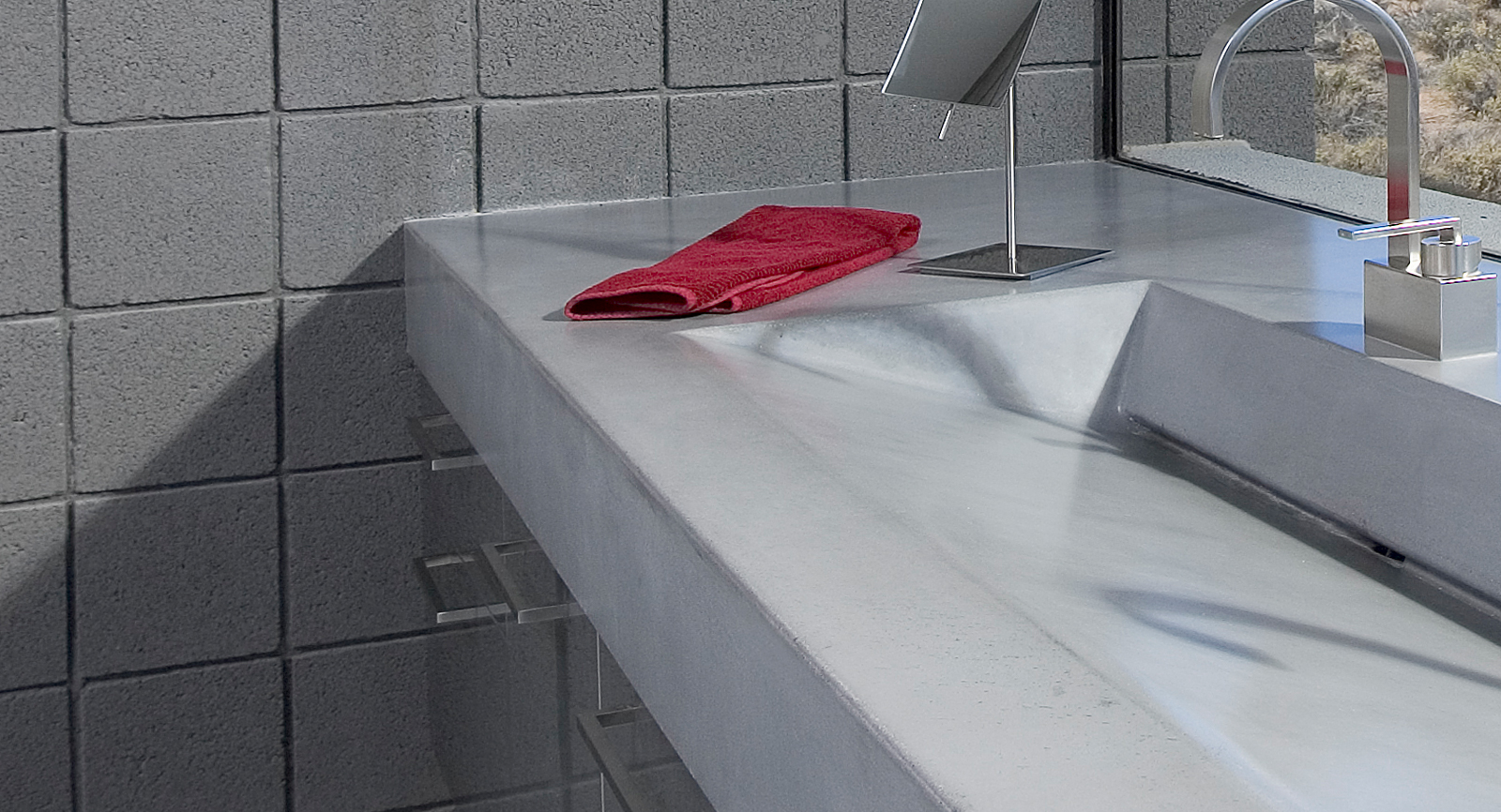 Concrete Countertop Contractors Concretebench