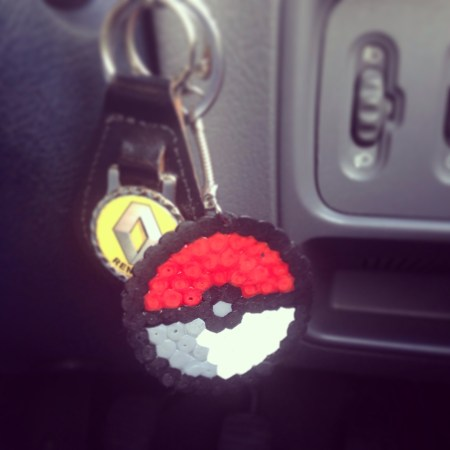Car Keys Pokemon