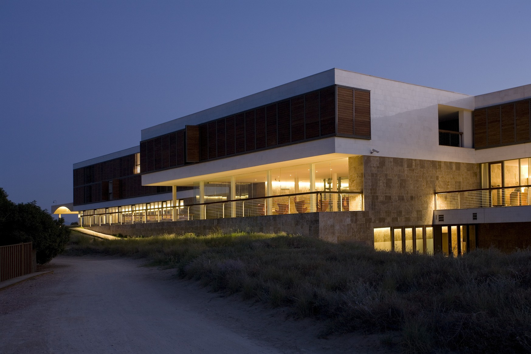 Parador Espagne 5 Modern Architectonic Jewels In Spain