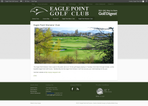 Eagle Point Womens Club - Eagle Point Golf Course
