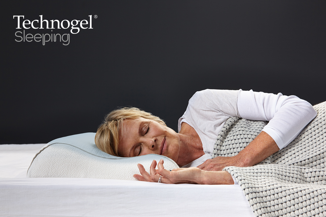 Materassi Technogel Technogel Sleeping Cuscino Anatomic Curve