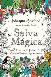selva mágica - johanna basford