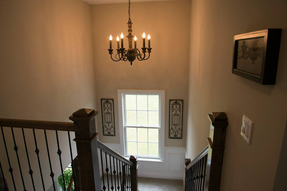 Stairs And Windows Gallery Pittsburgh Custom Home