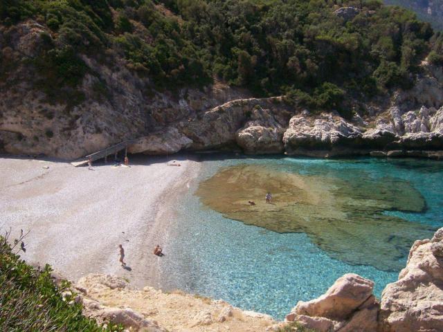 Παραλία Μικρό-μεγάλο Σειτάνι